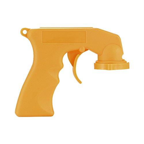 pulv/érisateur de peinture de poign/ée de pistolet de pulv/érisation da/érosol dadaptateur de jet da/érosol doutil de a/érosol avec g/âchette compl/ète de poig Pulv/érisateur de pistolet de pistolet