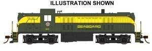 Bachmann Industries HO Scale Seaboard ALCO RS-3 Diesel Locomotive