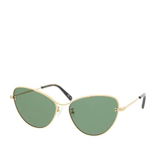 Stella McCartney Sonnenbrillen SC0157S Gold/Green Damenbrillen