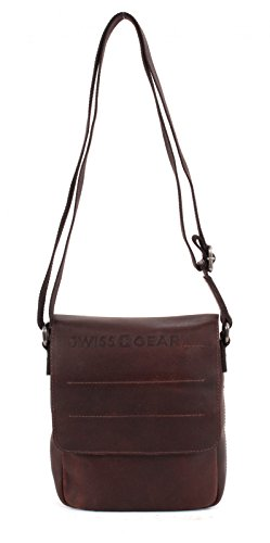 Wenger Street Hunter Cross Body Bag SG29-01-braun