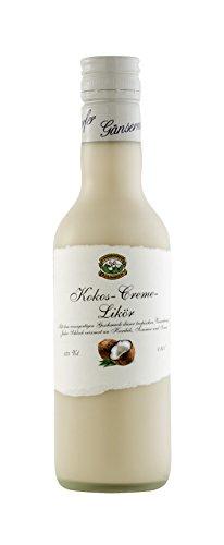GAENSERNDORFER Kokos Creme Likoer Sahne (3 x 0.35 l) (Kokos-sahne)