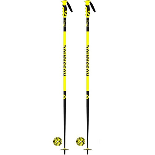 Batons-De-Ski-Rossignol-Stove-Box-20-Neon-Yellow