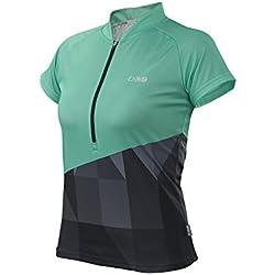 IXS Jersey Sablun - Prenda, color multicolor, talla de: 38