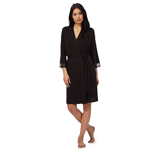 j-by-jasper-conran-womens-black-lace-dressing-gown-16-to-18