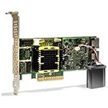 Adaptec RAID 5805ZQ - Accesorio (PCIe, SATA, 0 - 55 °C, 0, 1, 5, 6, 10, 1E, 5EE, Alámbrico, MD2 LP)