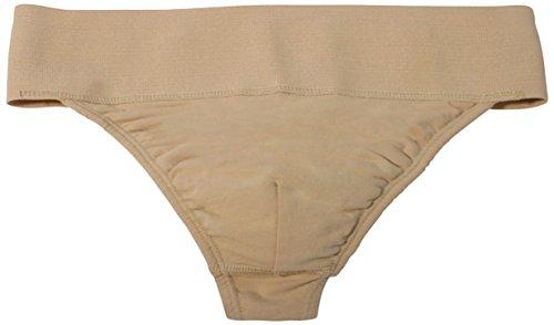 Sansha D058C Dance Belts Vêtements de Danse Gaine pour Homme en Coton Lycra  - Marron 292af32197a