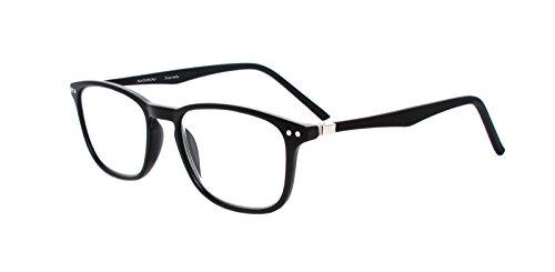 Occhiali da lettura rainbow® progressivi / occhiali multifocali computer / occhiali da lettura con lenti progressive / farrah (+2.50d)