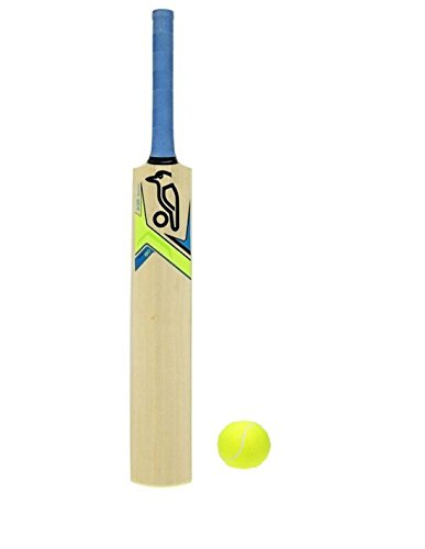 M,MS Msc Platinum Cricket Bat With 1 Ball Size 2 For 6-8 Year Kids