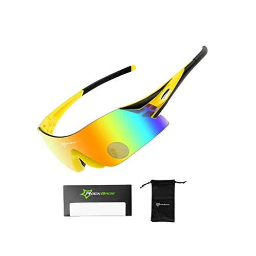 Erwachsene Radfahren Motorrad Brillen Winddicht Staubdicht Anti Fog Sanddicht UV-Schutz Spritzwassergeschützt Unisex Sonnenbrillen Ausrüstung Für Laufen Angeln Wandern Brille