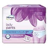 TENA LADY Pants Discreet plus M 6x12 Stück