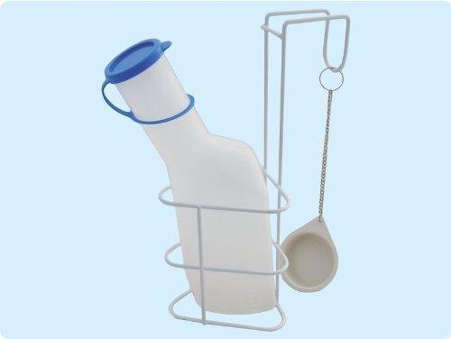 urine-bottles-set-consisting-of-urinal-1-liter-autoclavable-and-urine-bottle-holder-with-lid-top-qua