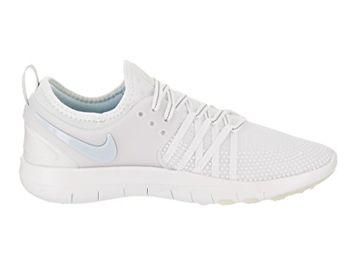Nike Damen Wmns Free Tr 7 Reflect Sneaker, Weiß Weiß (bianco / Blu Ghiacciaio 100)