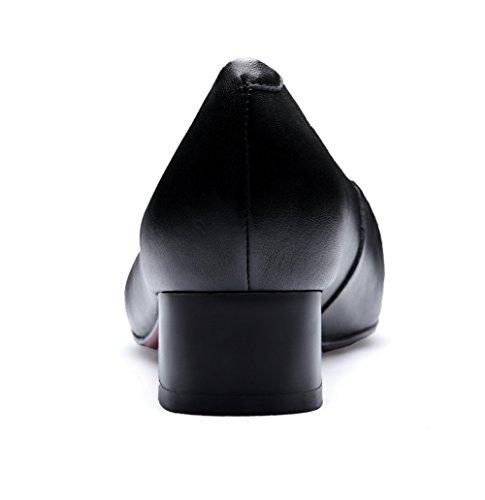 Balamasa, Chaussures À Talons Femme Noire