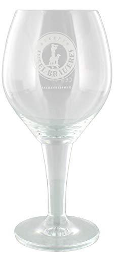 Insel Rügen (Rügener Insel-Brauerei - Genussglas II Pokal Craftbeerglas Bierglas Stielglas Glas - 1St)