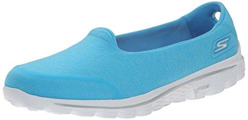 Skechers prestazioni Go camminata 2 Bind Slip-on Walking Shoe