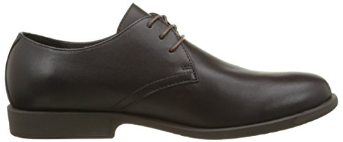 Camper Bowie, Brogues Homme Marron (Dark Brown)