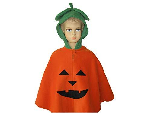 fasching karneval halloween kostüm cape für kleinkinder (Kleinkind Kürbis Halloween Kostüme)