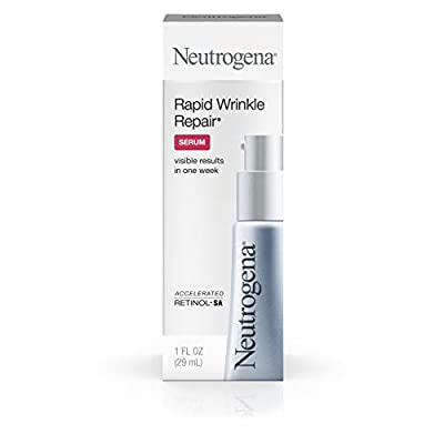 Neutrogena Rapid Wrinkle Repair Serum, 1 Ounce by Jj Health Care