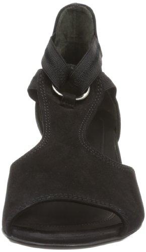Gabor Shoes Gabor Comfort 86.561.47, Sandali Donna Nero (Schwarz (schwarz))