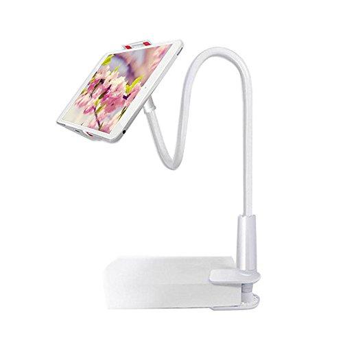 Zantec Handyhalterung für Handy iPad Tablets, Universal 360 Flexible Tischständer Mount Faule