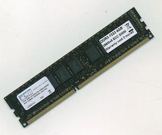 4GB DDR3 PC3-10600 1333MHz SDRAM f. Mac Pro Westmere