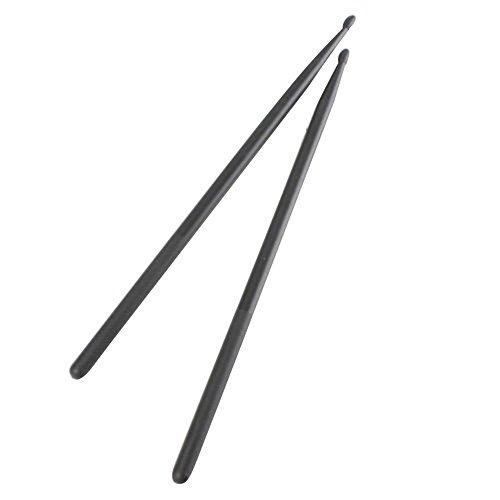Juleya Drumsticks Trommelstöcke 5A Nylon Stick für die Trommel Leicht langlebig Trommelstock Paar Drum Sticks -