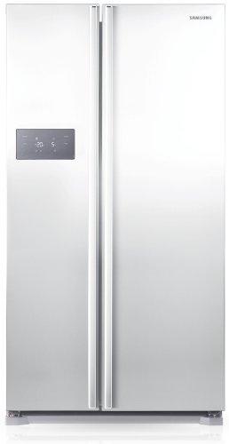 Samsung RS7527THCWW nevera puerta lado a lado - Frigorífico side-by-side (Independiente, Color blanco, Puerta americana, 570 L, 39 Db, 361 L)