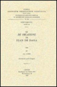 Le De Oblatione De Jean De Dara. Syr. 132. par J Sader