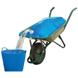 H2gOBag Wassersack f Schubkarre bis 80 Liter