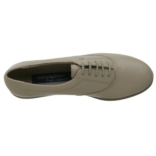 Easy Spirit Women's Motion Sport Lace Up,Navy Leather,10 D Wheatfield Leather
