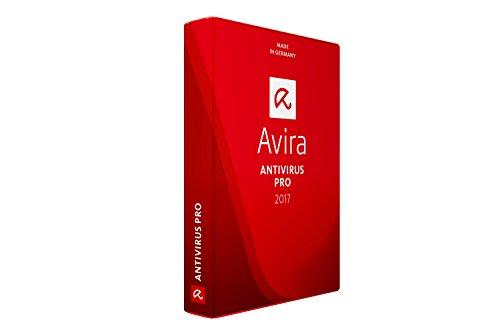 Avira Antivirus Pro 2017 / 3 Geräte / 1 Jahr (Lizenz/PKC) EaseUS CD-ROM