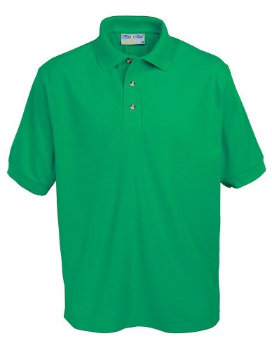 Banner Penthouse Polo Brust 22in - 56 In. 17 Farben Smaragd