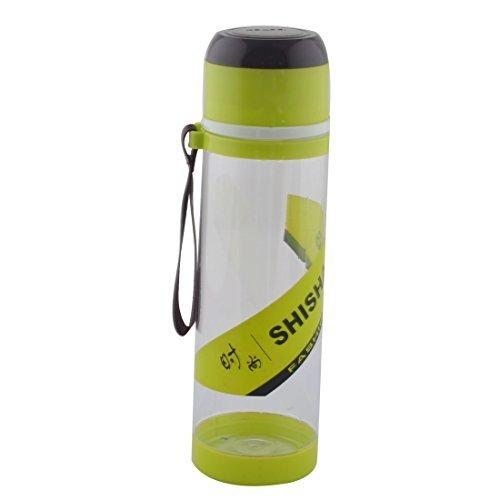 Dealmux Camping Plastique détachable Passoire à thé Sport Bouteille d'eau Tasse mug 760 ml Vert