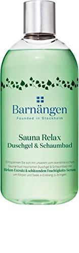 Barnängen Sauna Relax Duschgel Test