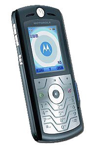 Motorola SLVR L7Cellulare