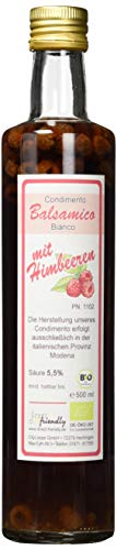 direct&friendly Bio Himbeer Essig, 500 ml