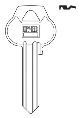 Hy-Ko Hyko Corbin/russwin Haustür Lock Schlüsselrohling