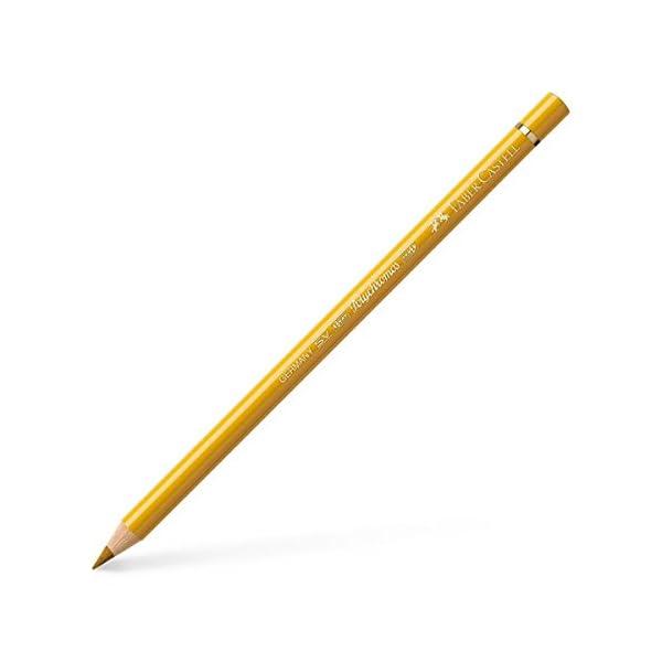 Faber-Castell Polychromos 110183 Amarillo 1pieza(s) laápiz de color – Lápiz de color (1 pieza(s), Fijo, Amarillo, Madera…