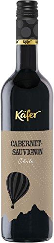Käfer Cabernet-Sauvignon Chile, (1 x 0,75 l)