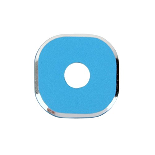 Imported Blue Camera Glass Lens Protector Cover For Samsung Galaxy S6 S6 Edge
