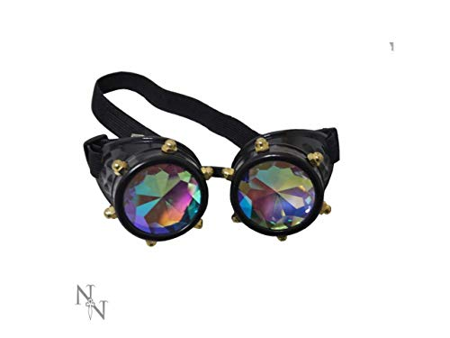 The Vision D3677J7 Steampunk Brille