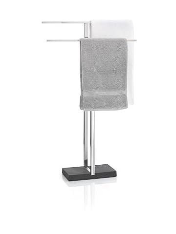 Blomus Menoto 68664 Standing Towel Rail, polished
