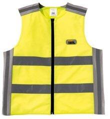 Sicurezza gilet gilet ad alta visibilità Gilet di sicurezza per adulti taglia XL–3XL questa Abbig