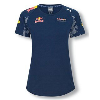 Red Bull New! 2016 Red Bull Womens Team T-Shirt (S)