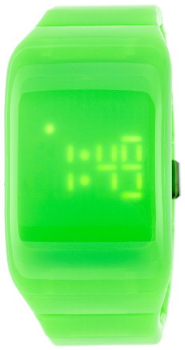odm-illumi-unisex-quartz-watch-with-green-dial-digital-display-and-green-plastic-or-pu-strap-dd133-9