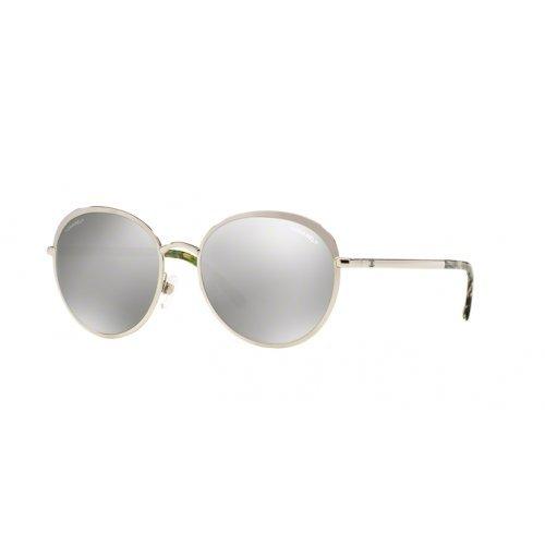 Chanel -  occhiali da sole  - uomo argento argento