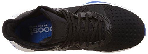 Adidas pur Boost Zg formateur, noir / blanc / bleu Noir
