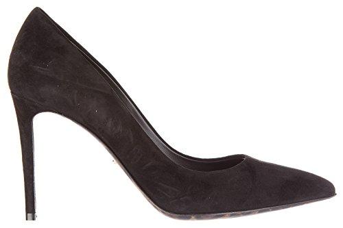 Dolce & Gabbana Damenschuhe Wildleder-Pumps mit Absatz