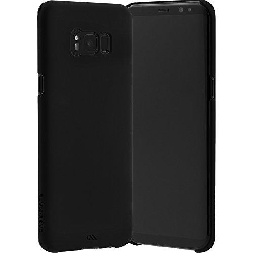 Case-Mate CM035500 Barely There Schutzhülle fur Samsung S8 schwarz