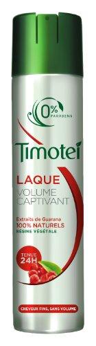 Timotei il volume accattivante lacca per capelli 300ml